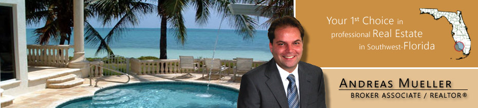 Immobilienmakler Andreas Mueller in Florida in Naples, Bonita Springs, Fort Myers und Cape Coral